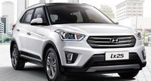 Hyundai ix25's production model unveiled in China