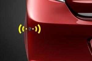 Maruti Alto K10 Urbano Edition parking sensors