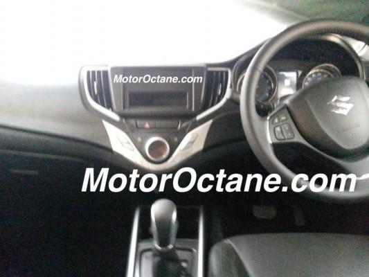 Maruti Suzuki YRA Premium hatchback dashboard