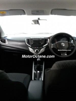Maruti Suzuki YRA Premium hatchback interior revealed