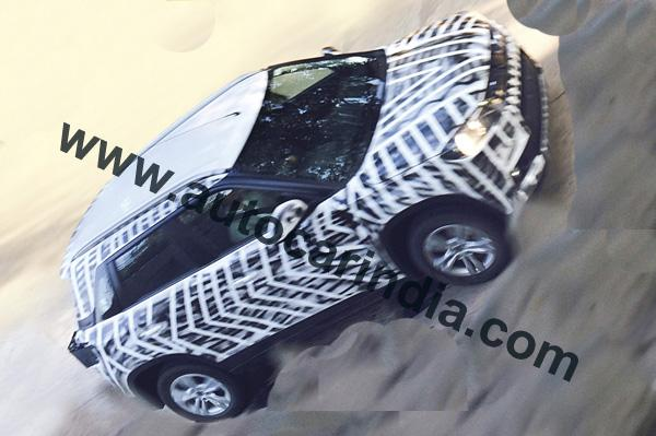 Maruti YBA Mini SUV