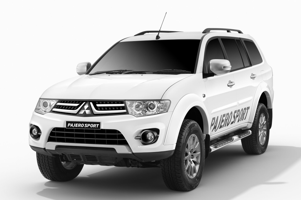 Mitsubishi Pajero Sport At Facelift Launched Priced At
