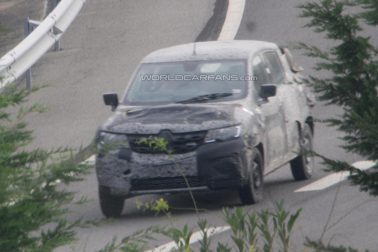 Renault's sub-compact SUV