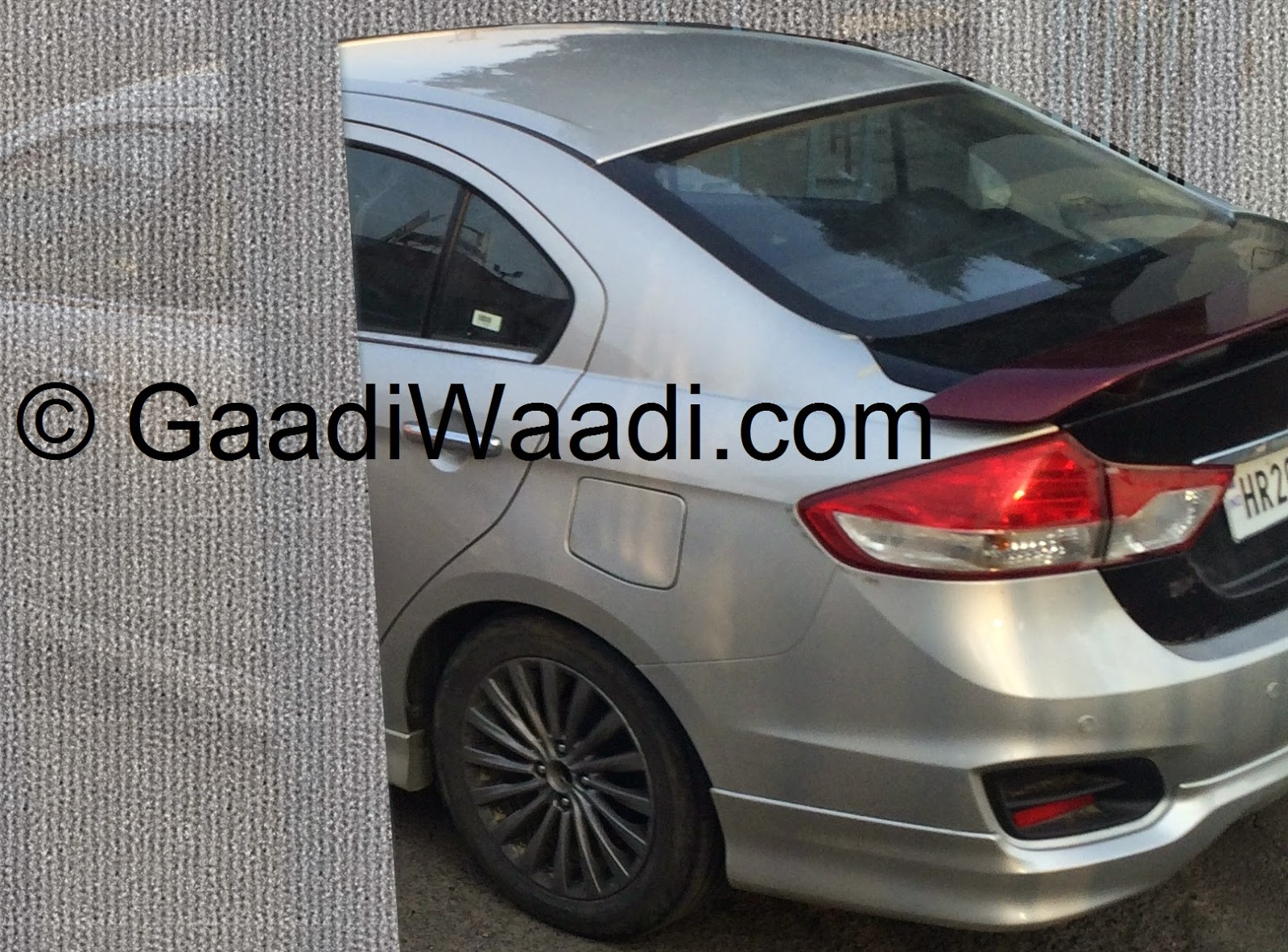 Maruti Ciaz S Sportier Variant Coming Soon Pictures Inside