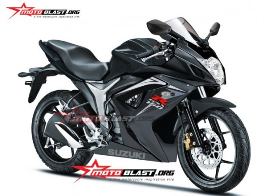 Fully Faired Suzuki Gixxer 155 (GSX-R 150) launch in mid-2015