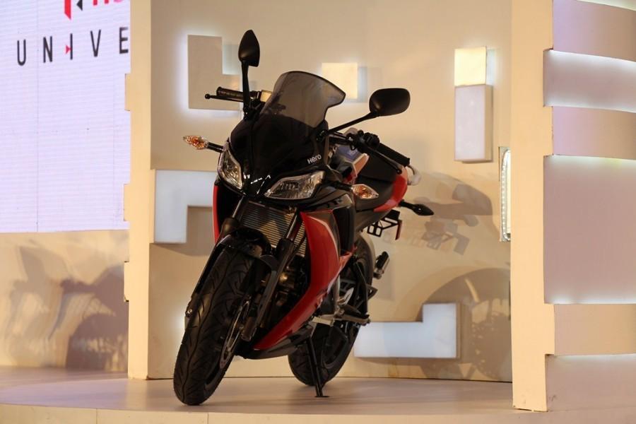 Hero HX250R India launch in mid-2015