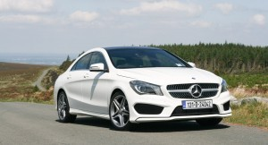 Mercedes-Benz CLA sedan launch in January
