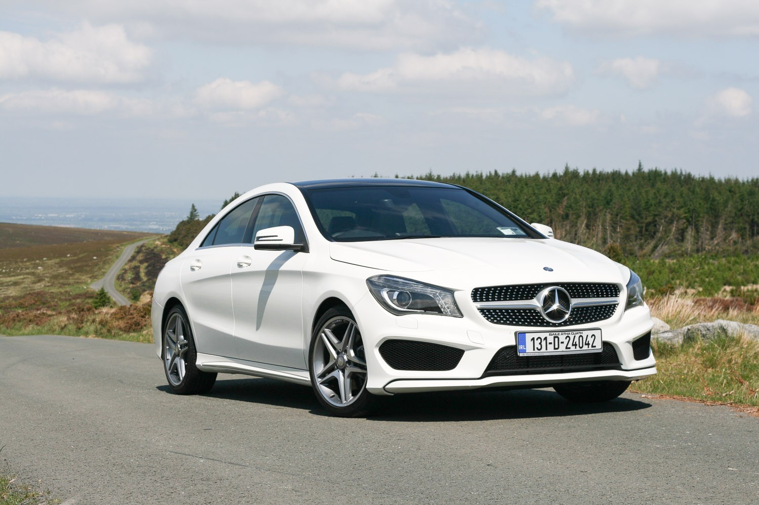 Launched mercedes benz cla sedan price features for Mercedes benz sedan