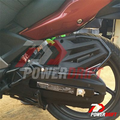 New Honda CB Unicorn 160 saree guard