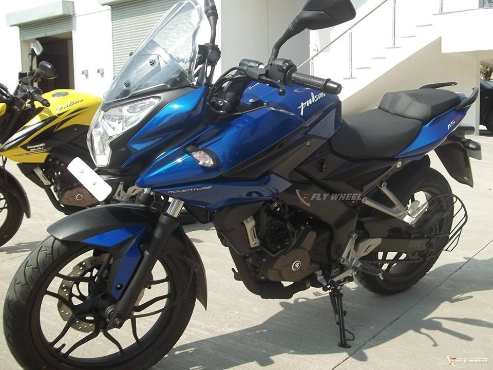 Bajaj Pulsar 200 AS showcased at an event