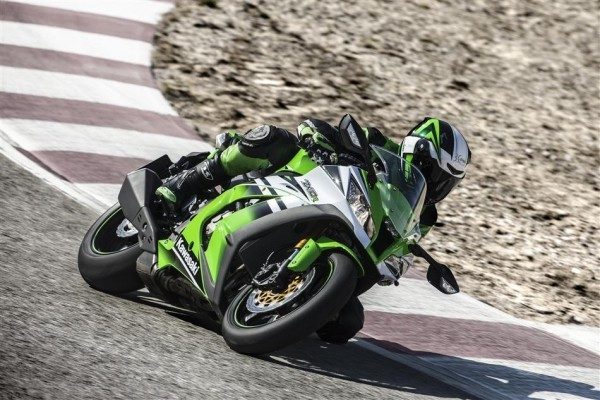 Kawasaki ZX-10R 30th Anniversary Edition