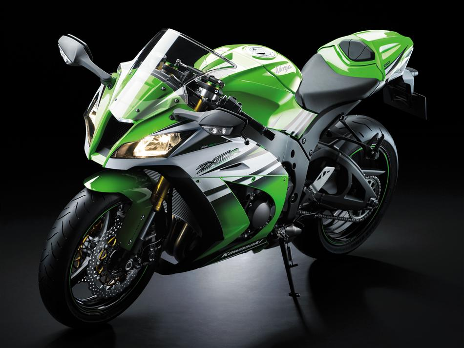 Kawasaki ZX-10R 30th Anniversary Edition launched