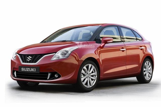 Maruti Suzuki YRA premium hatchback rendering