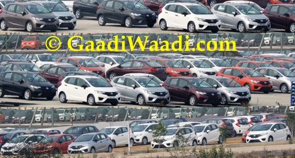 New Honda Jazz production begins in Rajasthan facility