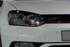 New Volkswagen Polo GTI headlamp