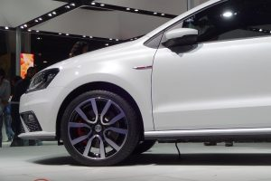 New Volkswagen Polo GTI front side