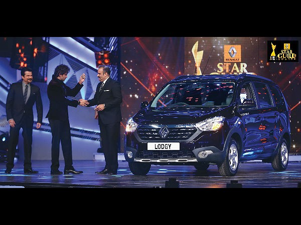 Renault Duster with Hrithik Roshan