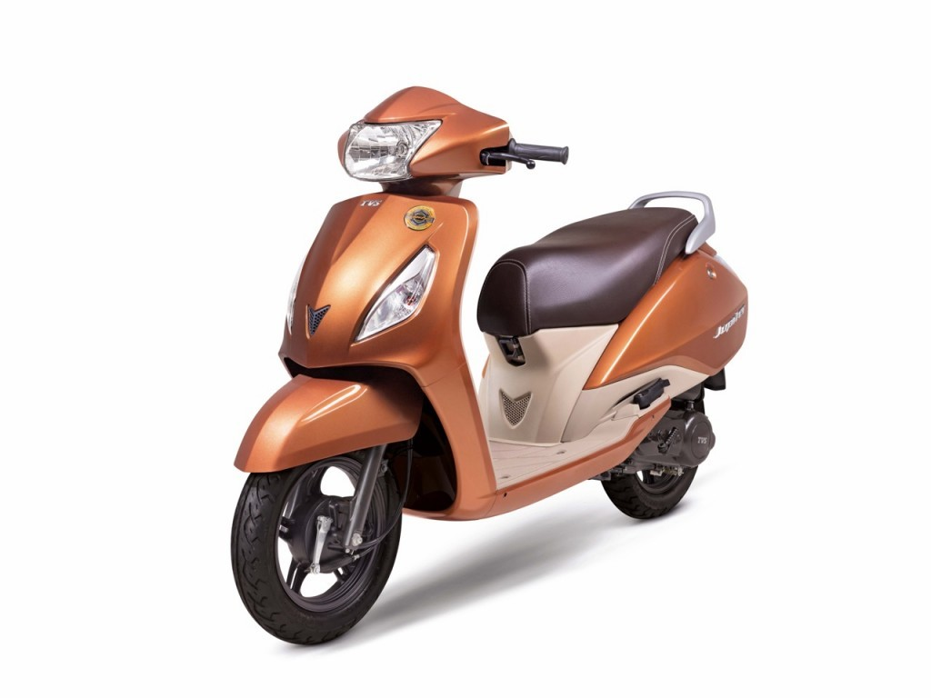 TVS Jupiter Limited Edition