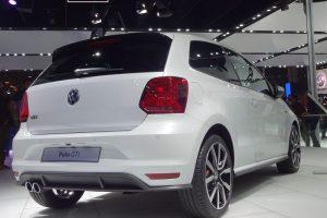 Volkswagen Polo GTI rear side