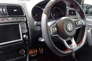 Volkswagen Polo GTI steering