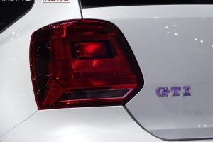 Volkswagen Polo GTI taillight