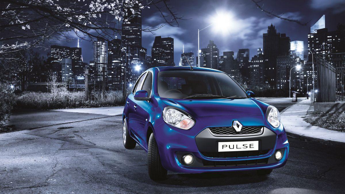2015 Renault Pulse