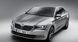 2016 Skoda Superb Saloon