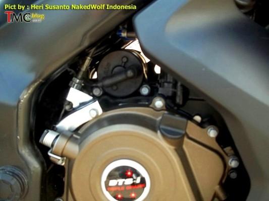 Bajaj Pulsar 200SS engine