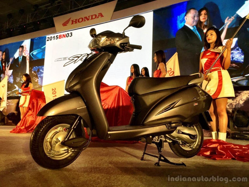 Honda Activa 3G launched