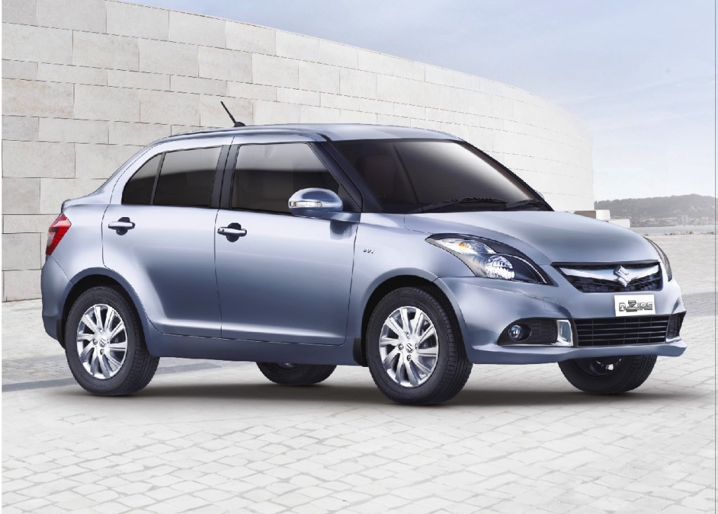 Maruti Swift Dzire facelift launched