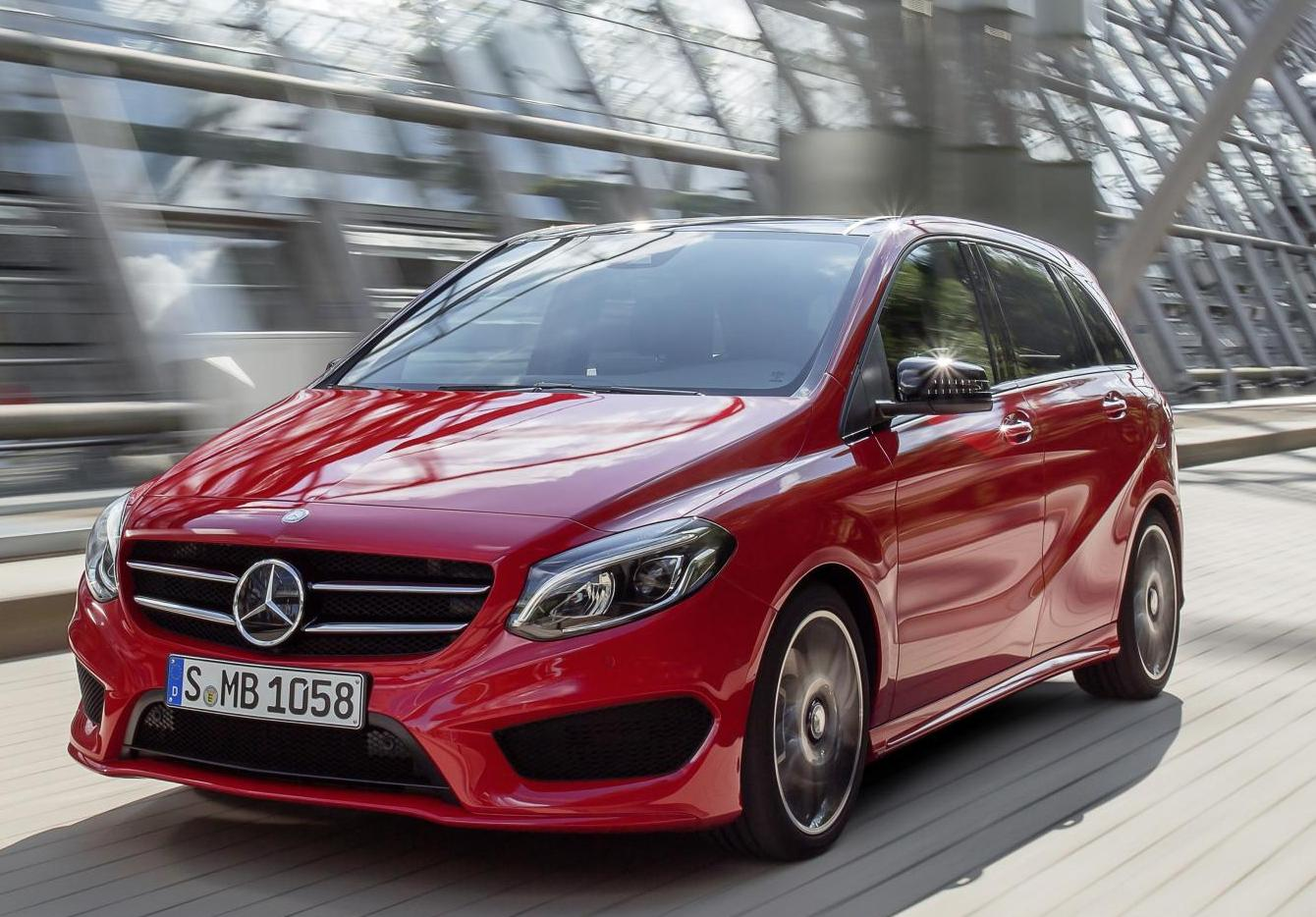 2015 mercedes benz b class facelift price features specs. Black Bedroom Furniture Sets. Home Design Ideas