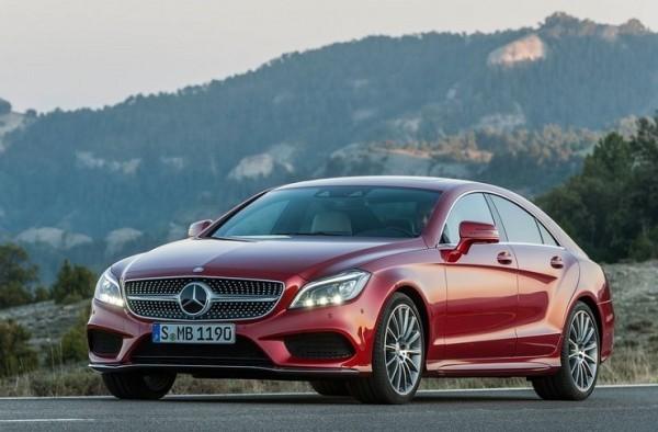 2015 Mercedes-Benz CLS Diesel