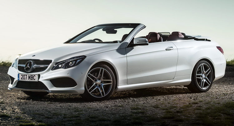 2015 mercedes benz cls class diesel and e class cabriolet. Black Bedroom Furniture Sets. Home Design Ideas