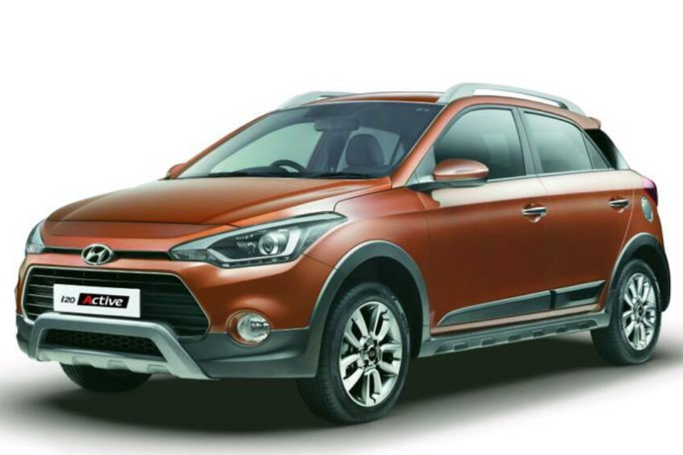 Hyundai I20 Active Crossover Price Features Amp Specs Launched