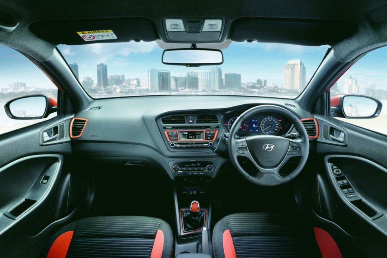 Hyundai I20 Active Interiors India Car News Head Unit Wiring Diagram