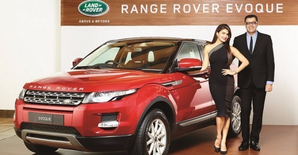 Locally assembled Range Rover launched
