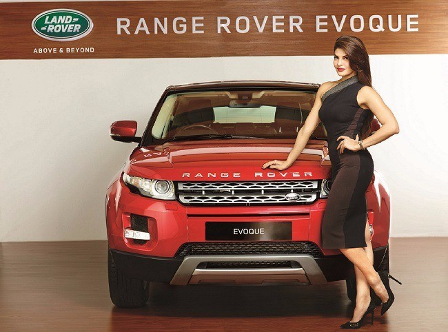 Locally assembled Range Rover