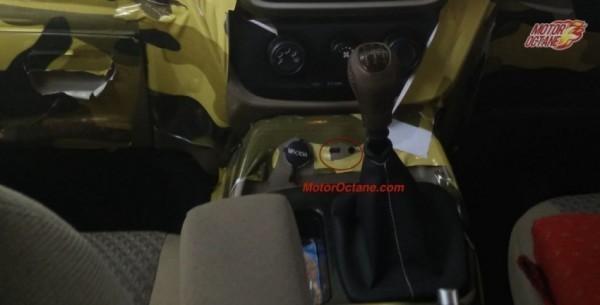 Mahindra U301 Bolero gearbox