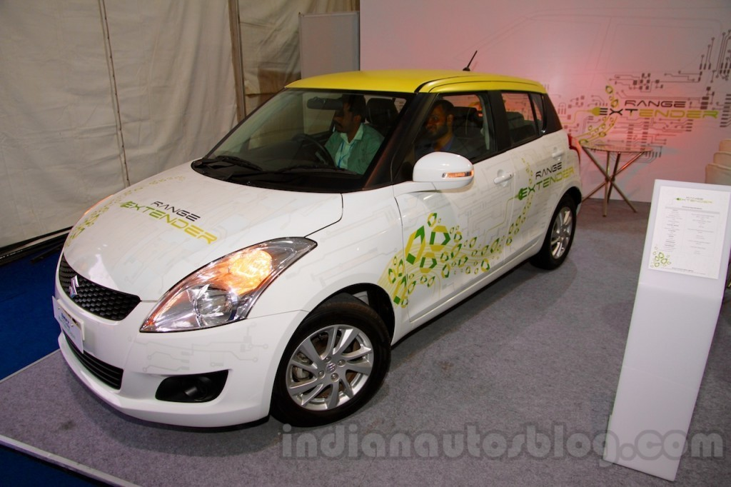 Maruti Swift Range Extender