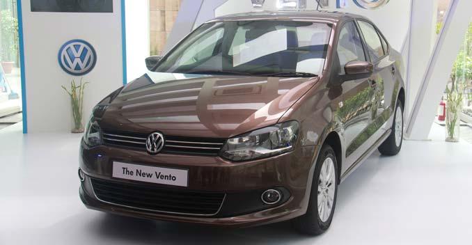 New VW Vento