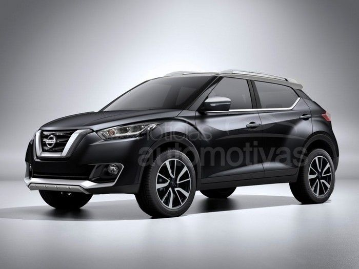 Nissan Kicks Compact Suv Rendered To Debut At 2016 Auto Expo