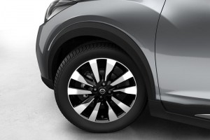 Nissan Kicks wheels