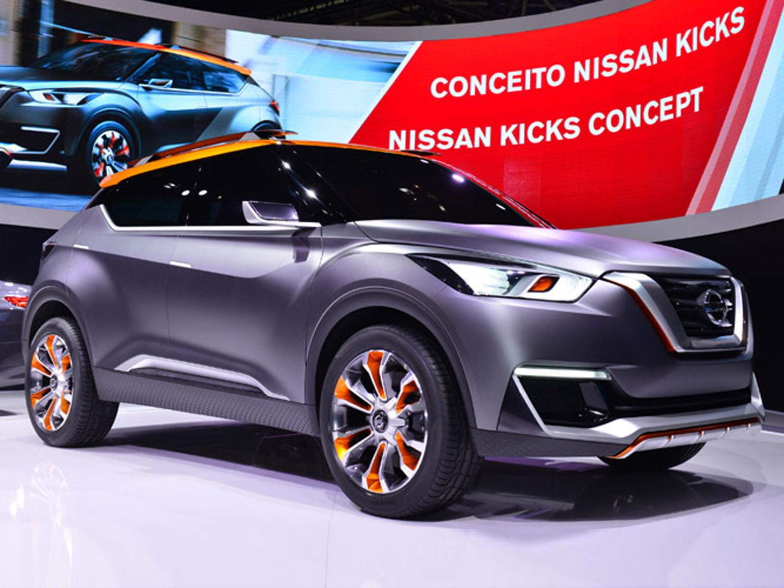nissan kicks concept - india car news