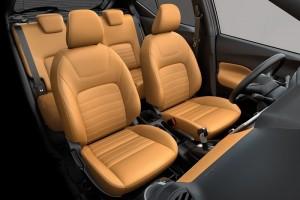 Nissan Kicks seating capacity
