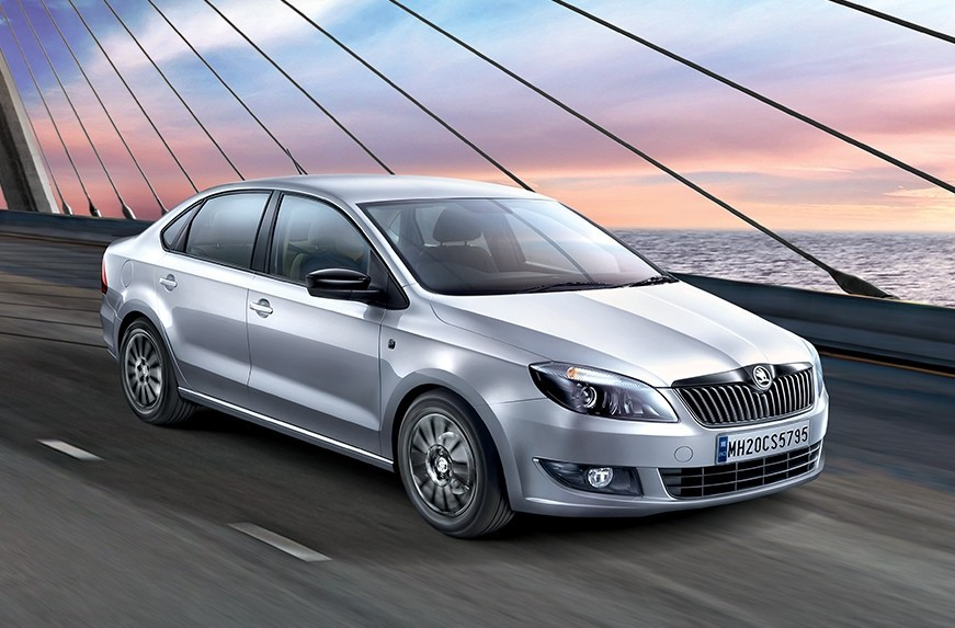 Skoda Rapid Zeal edition