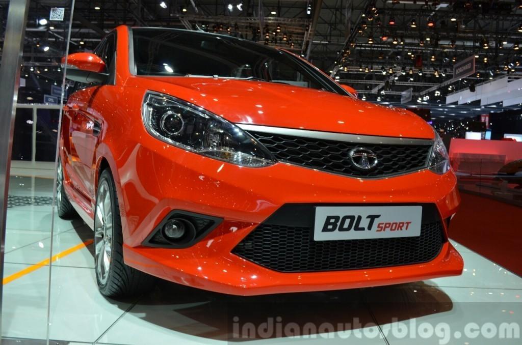 Tata Bolt Sport Front