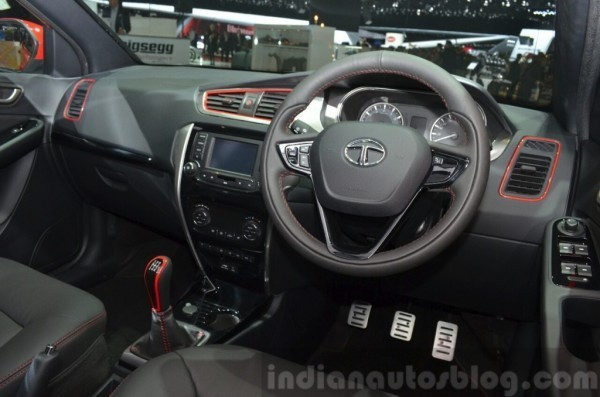 Tata Bolt Sport Interiors