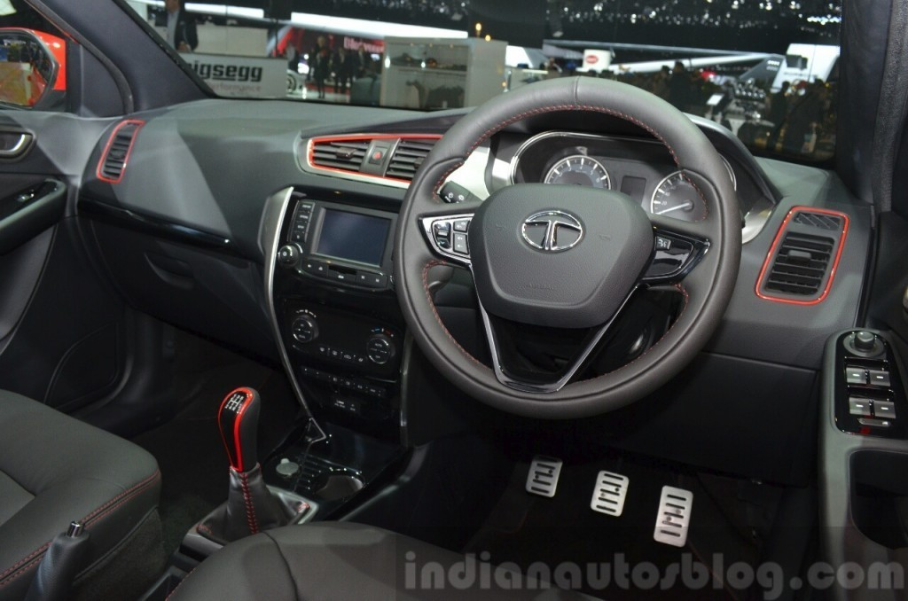 tata bolt sport unveiled images details inside. Black Bedroom Furniture Sets. Home Design Ideas