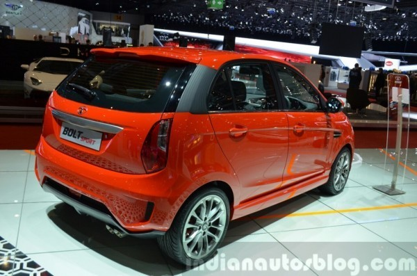 Tata Bolt Sport rear