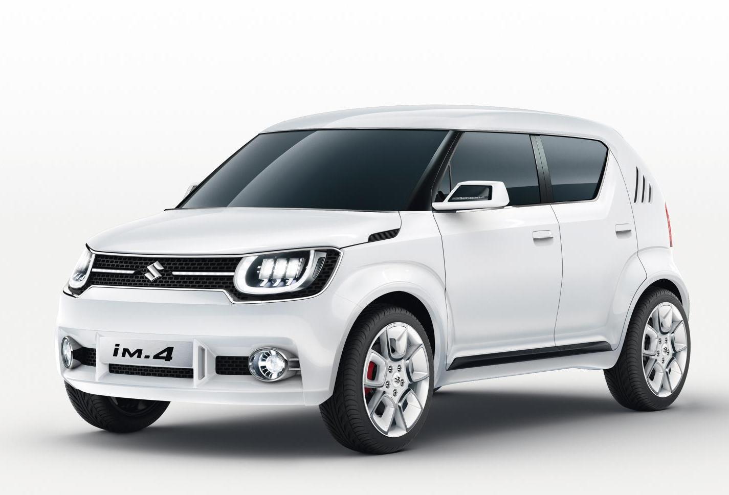 New Suzuki Im 4 Maruti Yba 4x4 Mini Suv Concept Revealed